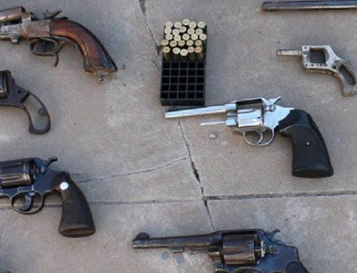 Secuestro preventivo de armas