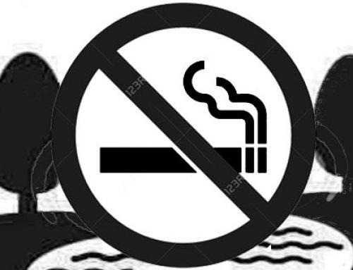 Espacios públicos abiertos libres de humo